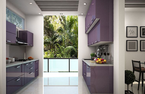 Here are the best parallel shaped kitchen design ideas to get you inspired!